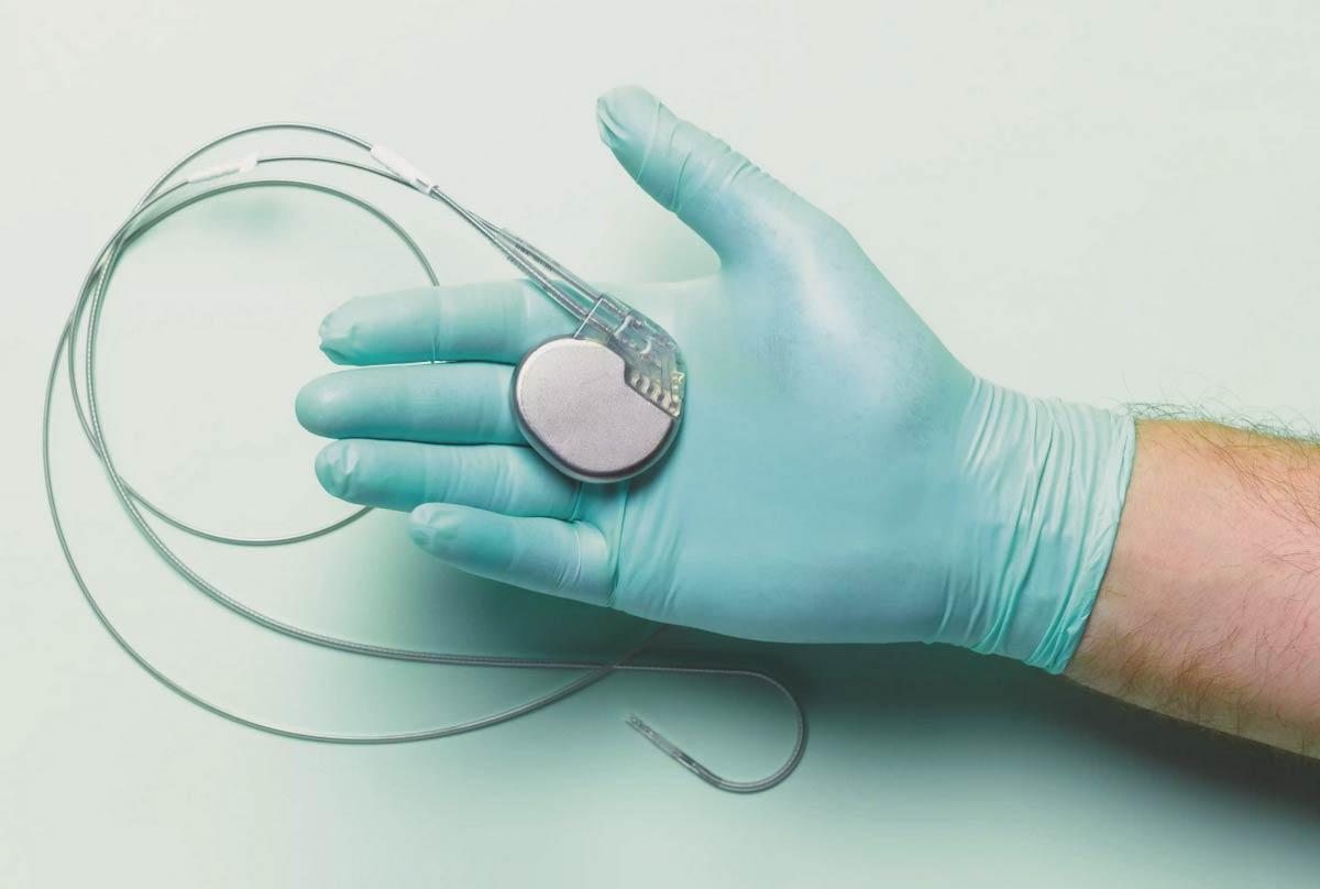 Stymulator serca