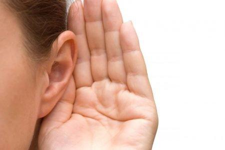 Głuchota i niedosłuch