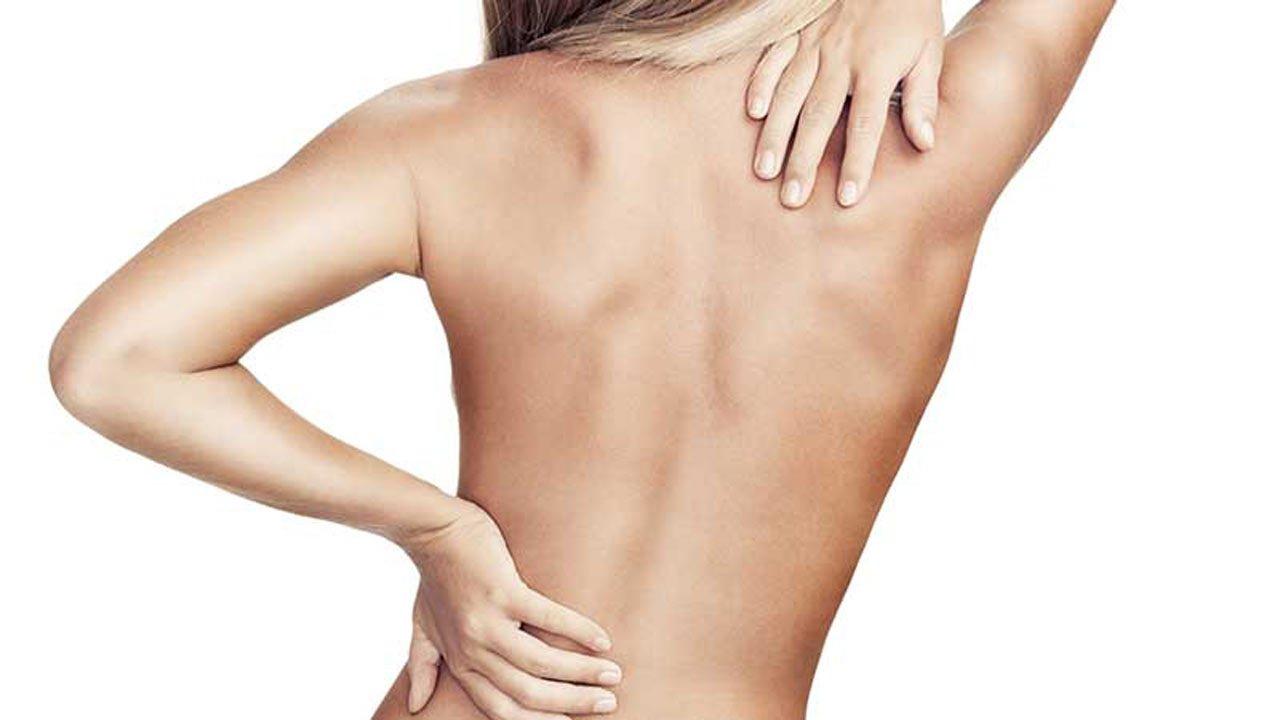 Skrzywienie kręgosłupa