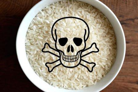 Alarmujące poziomy arszeniku w ryżu