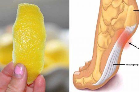 Nigdy nie pozbywaj się skórki z cytryny – To sprawdzony lek na bóle stawów!