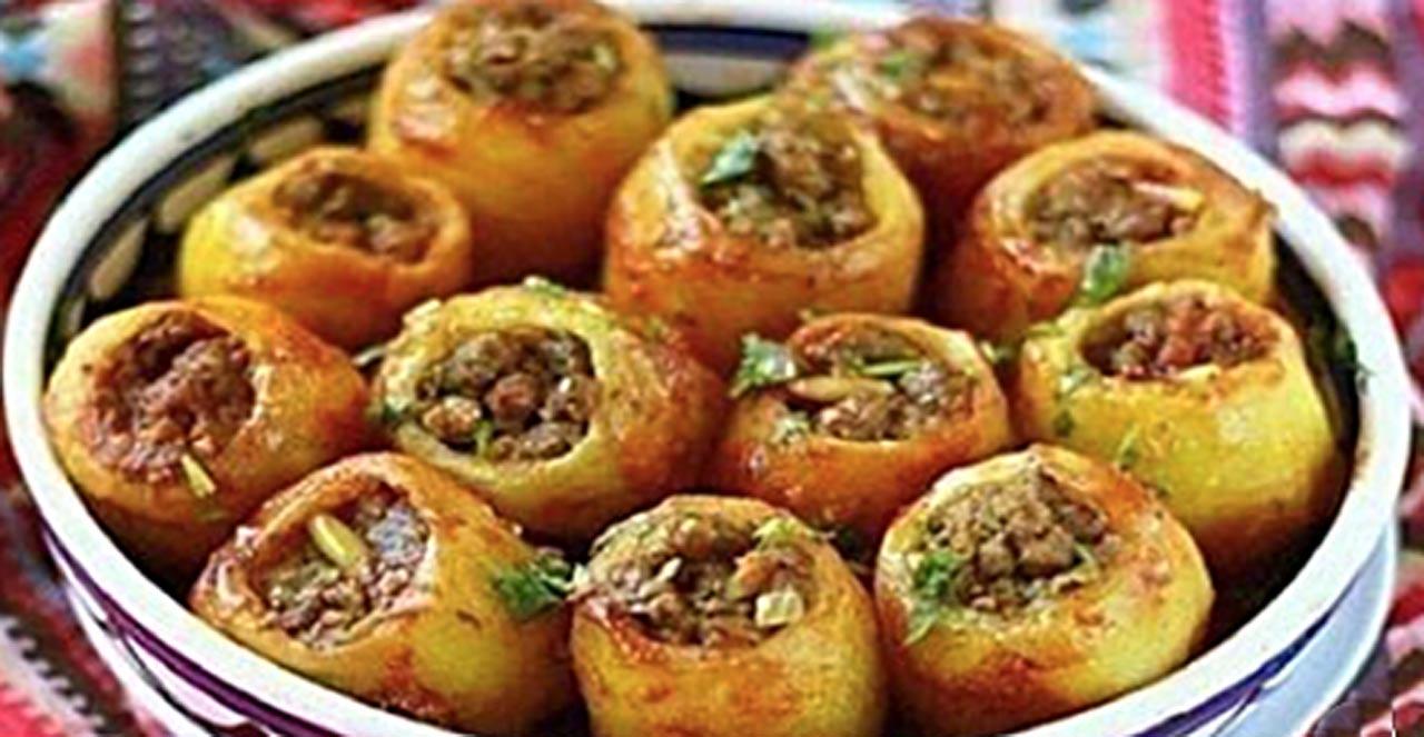 Nadziewane ziemniaki - Wszyscy zwariowali na ich punkcie!