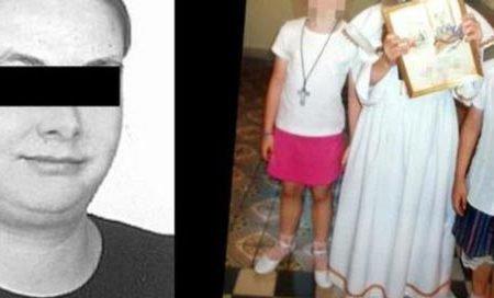 Bezbronne dziewczynki wykorzystywane przez potwora!