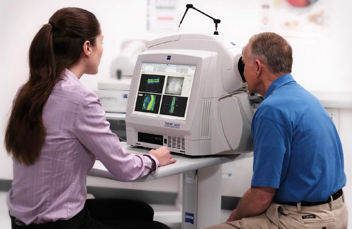Tomografia optyczna (OCT)