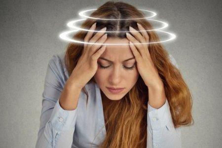 Zawroty głowy (Zaburzenia równowagi)