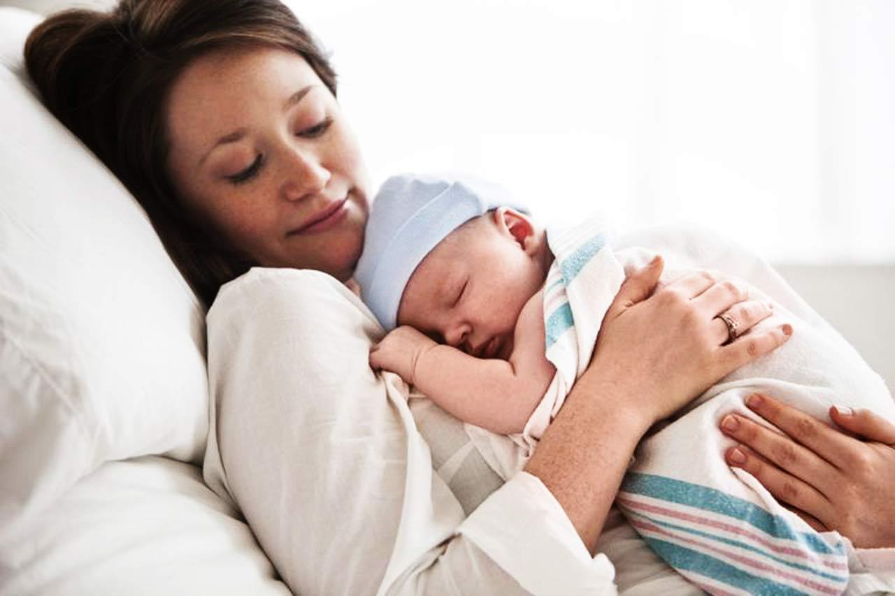 Przebieg porodu