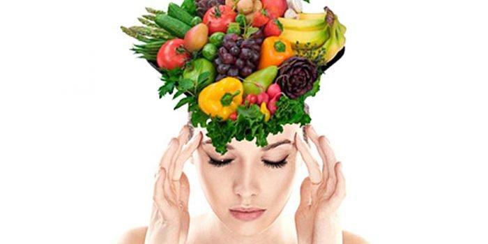 Dieta na mózg