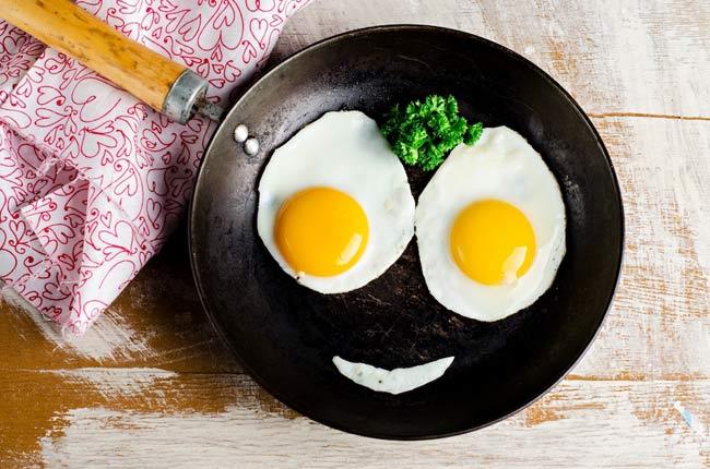Jajka a dieta