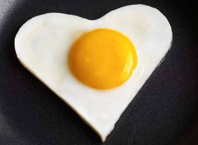 Jajka na mocne serce