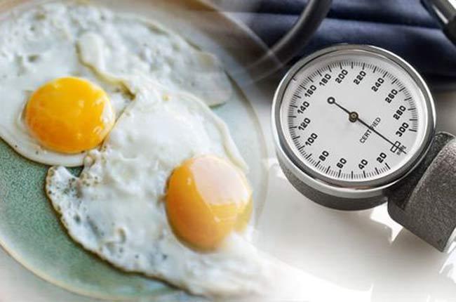 jajka dobre na ciśnienie