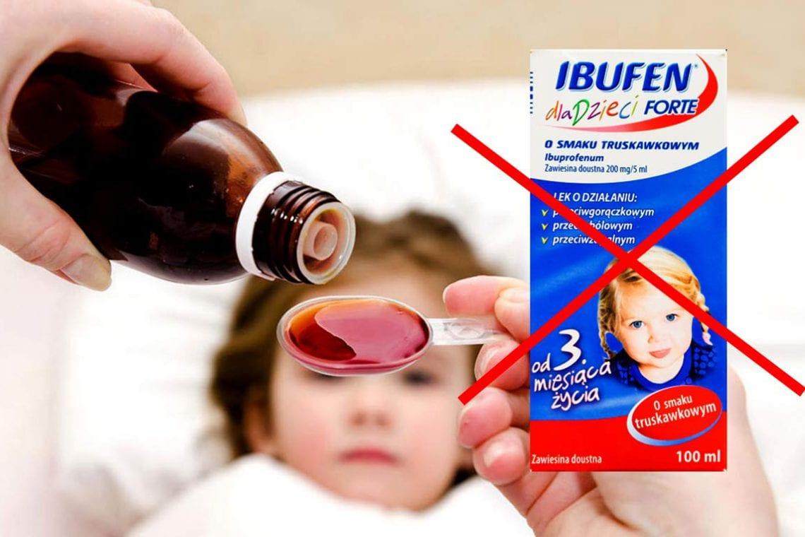 Ibufen forte wycofany