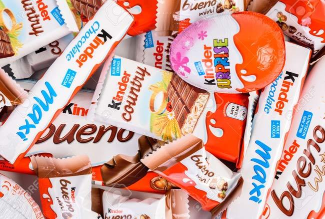Kinder czekolada szkodliwa