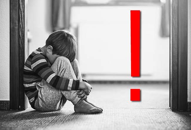zaniedbanie dzieci