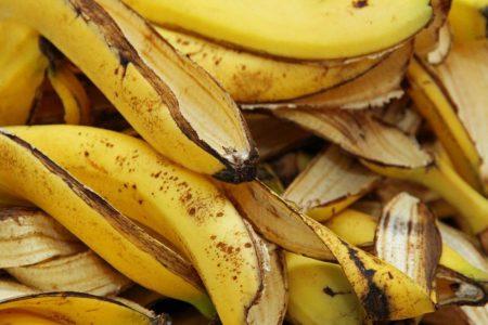 skórka z banana