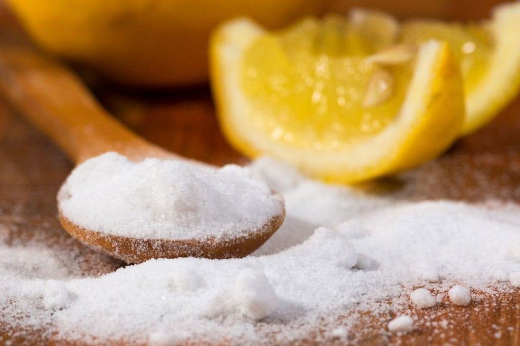 Cytryna i soda na nowotwory