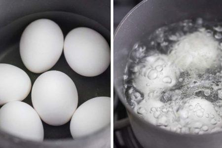 właściwości wody po ugotowaniu jajek