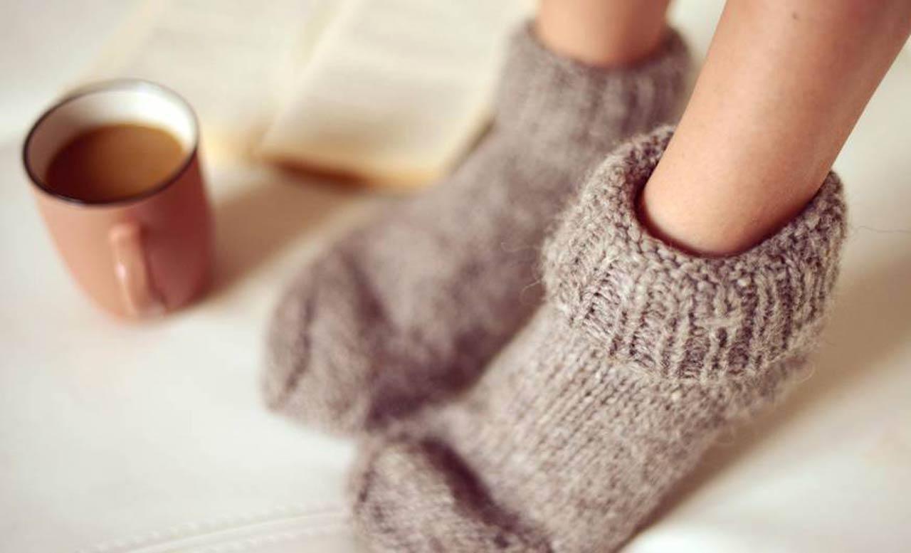 Przyczyny zimnych stóp