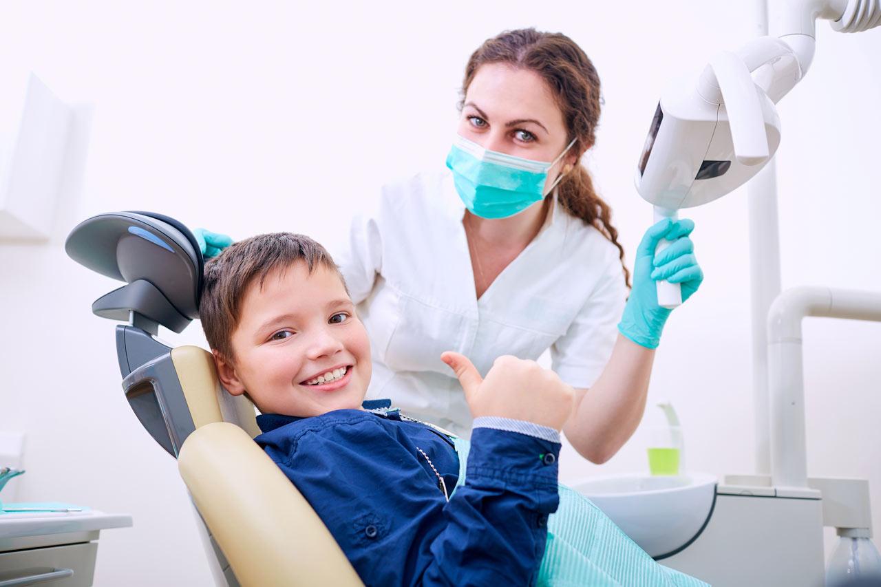 Wizyta u stomatologa bez bólu
