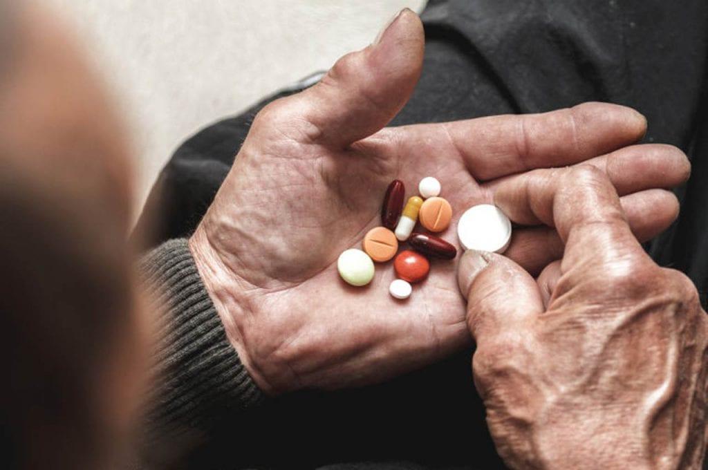 Zimne dłonie a leki