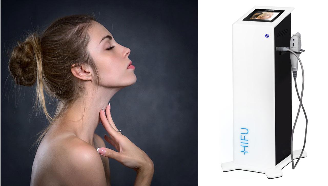 HIFU - lifting twarzy i ciała za pomocą ultradźwięków