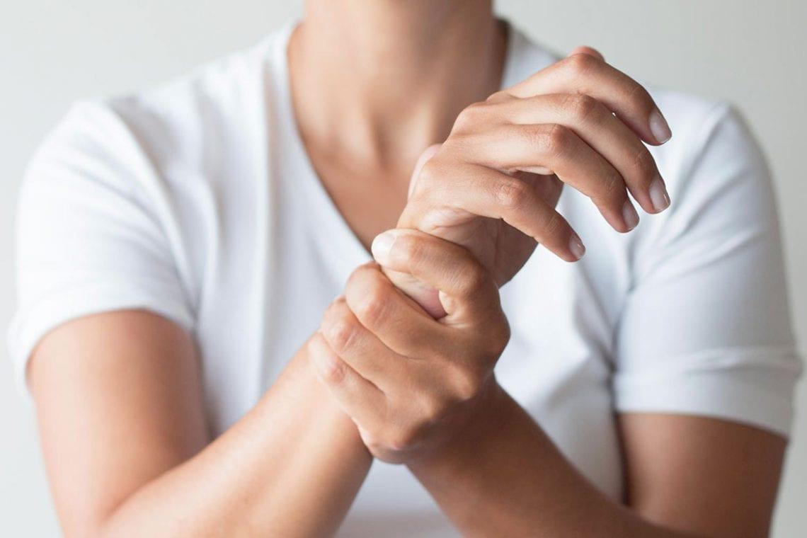 Zapalenie pochewki ścięgna - objawy