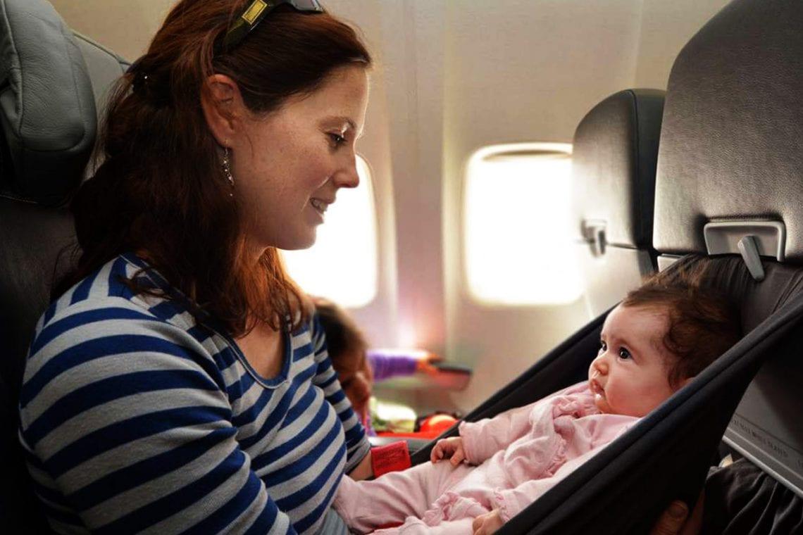 Zapalenie Ucha U Dziecka A Lot Samolotem