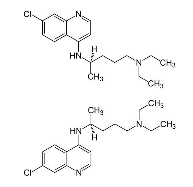 Chlorochina Arechin