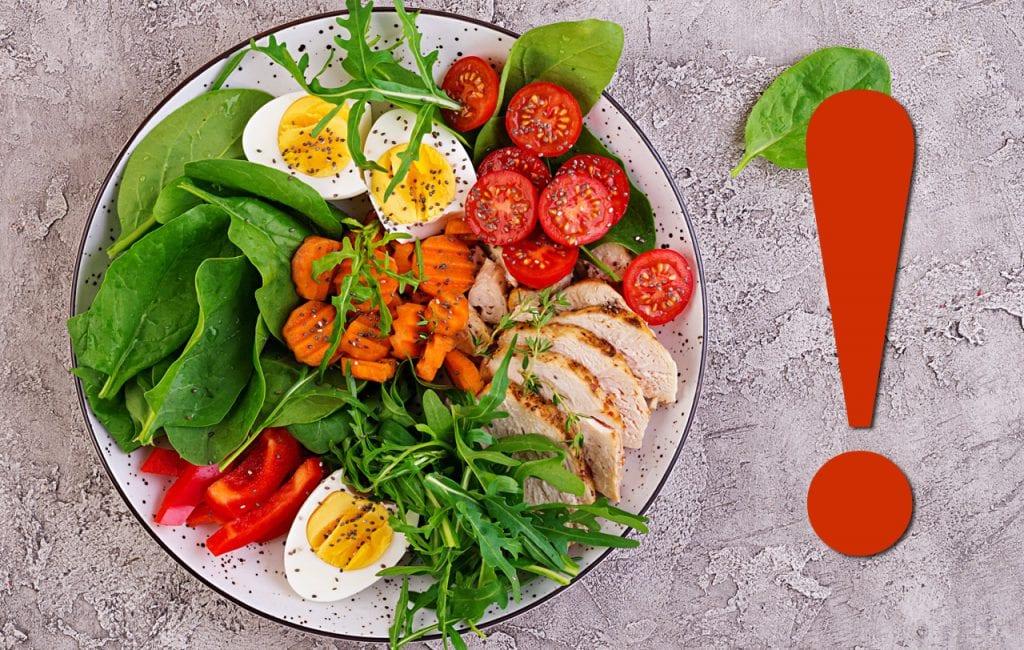 Dieta ketogeniczna wady