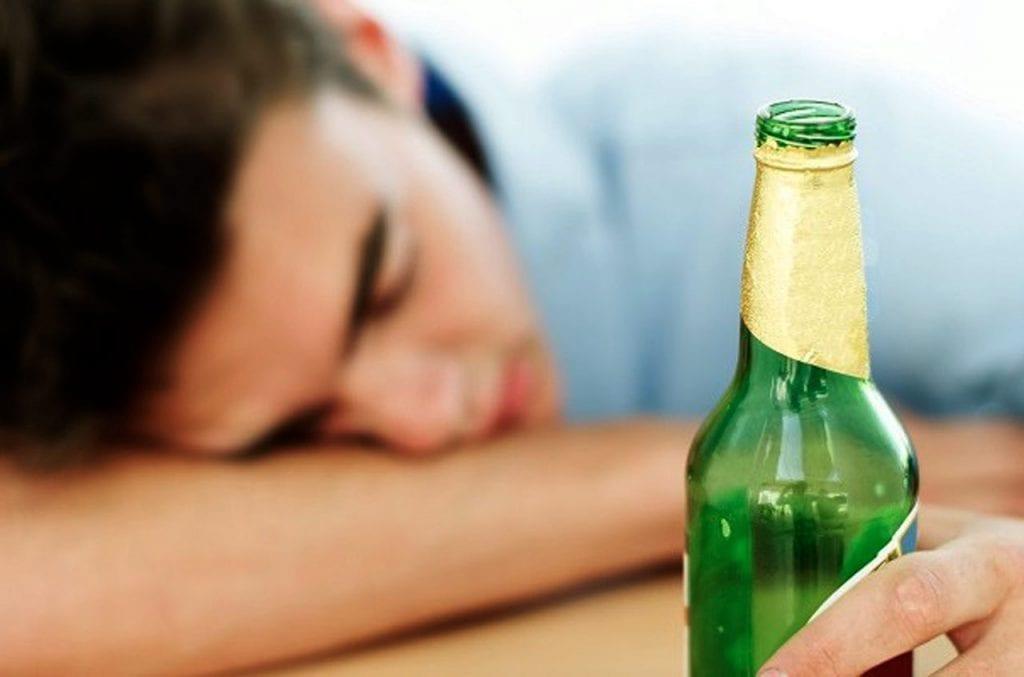 Jak alkohol wpływa na dzieci?