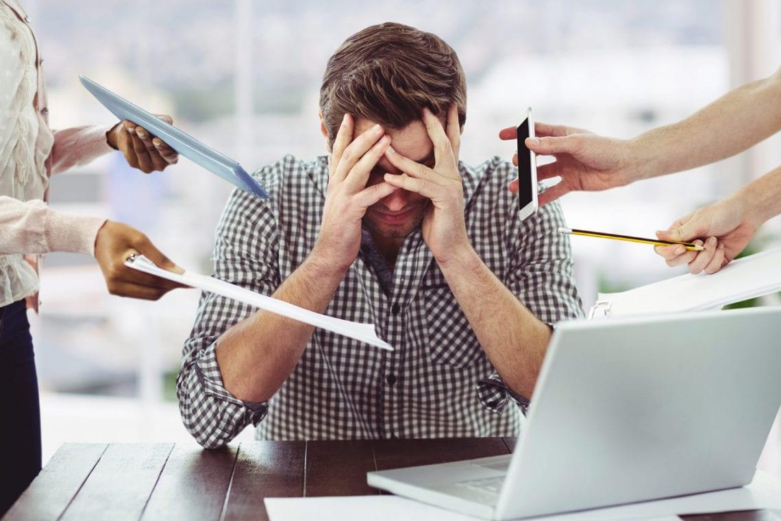 Stres - jak sobie z nim poradzić