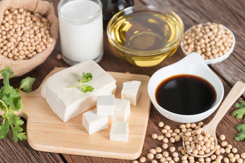 korzyści zdrowotne - soja