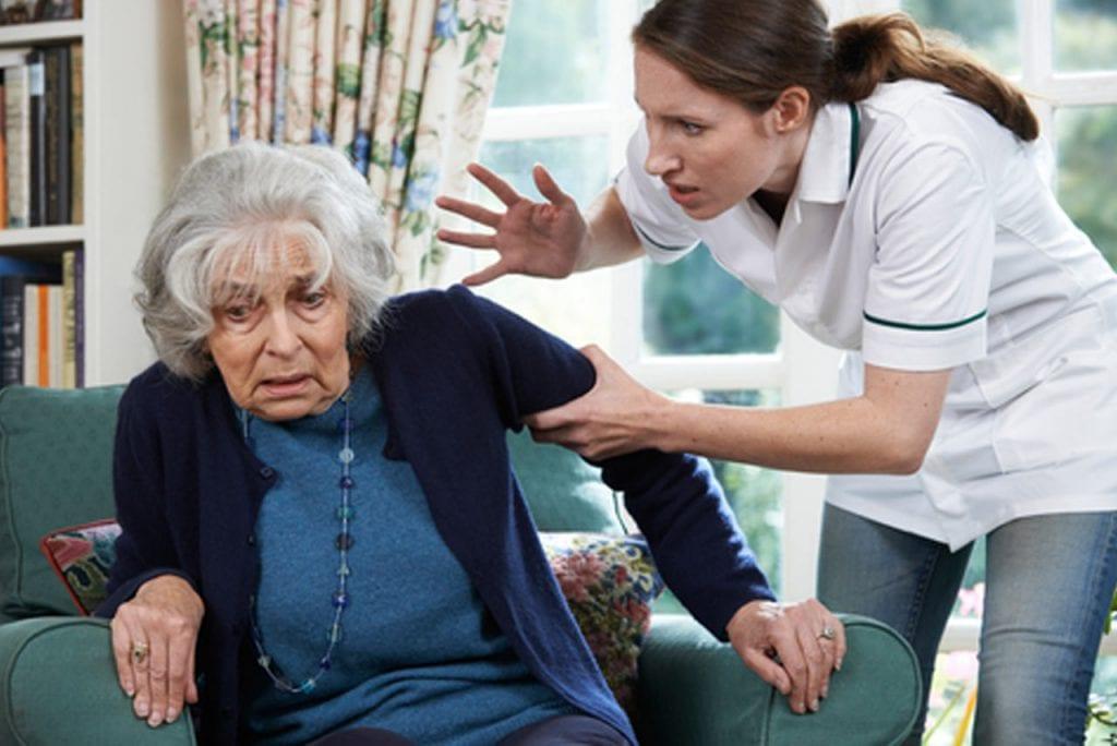 Agresja u osób w podeszłym wieku