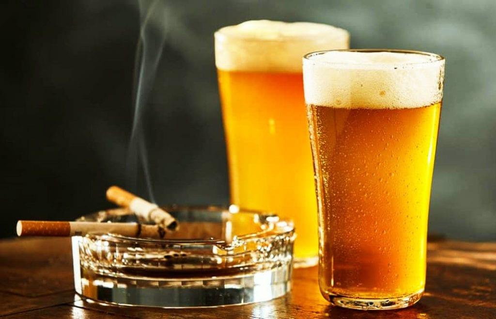 Cukier, alkohol i substancje rakotwórcze