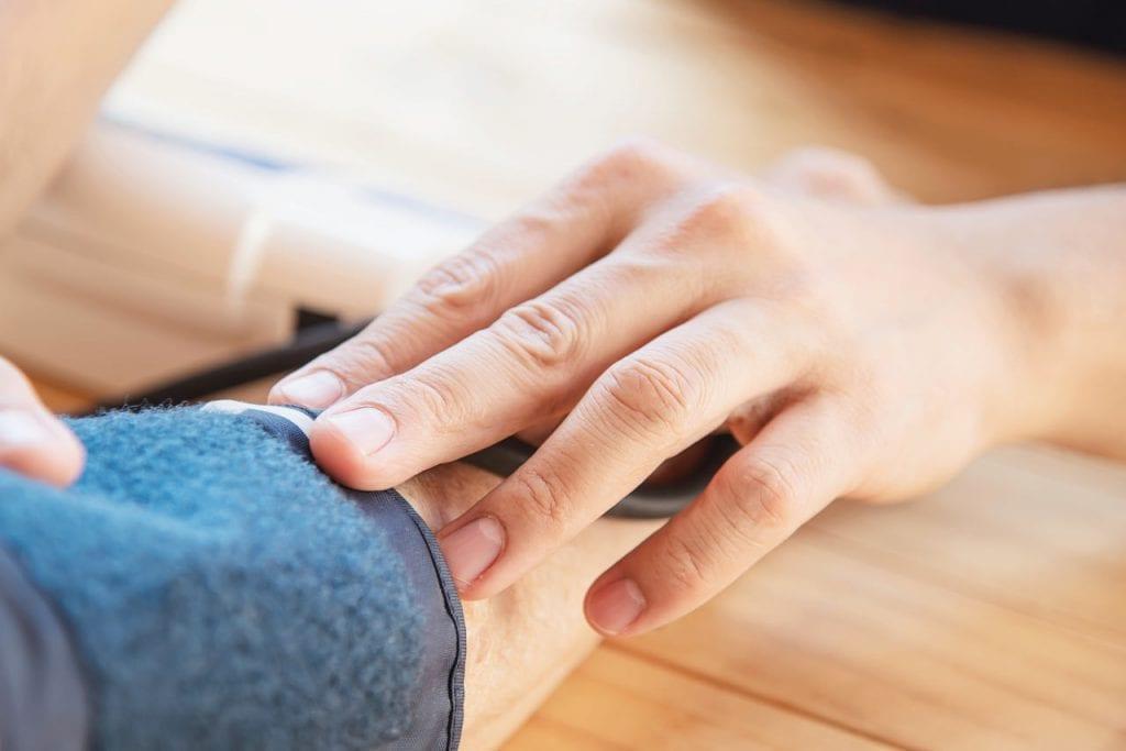 Prawidłowe parametry życiowe u osób starszych