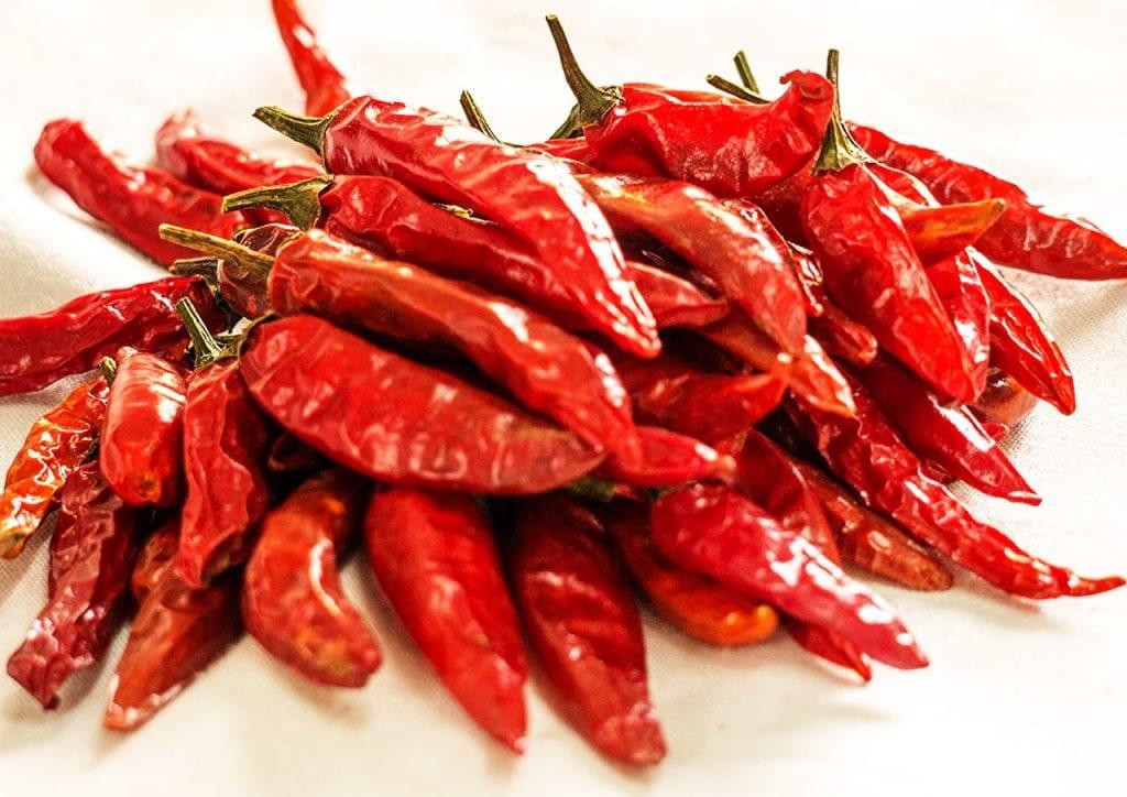 Suszone chili