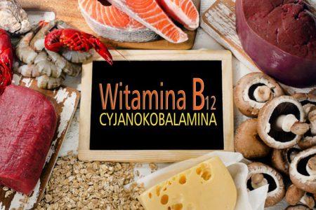 Witamina B12 cyjanokobalamina