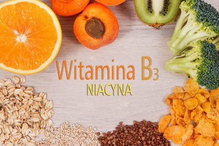 Witamina B3 - niacyna