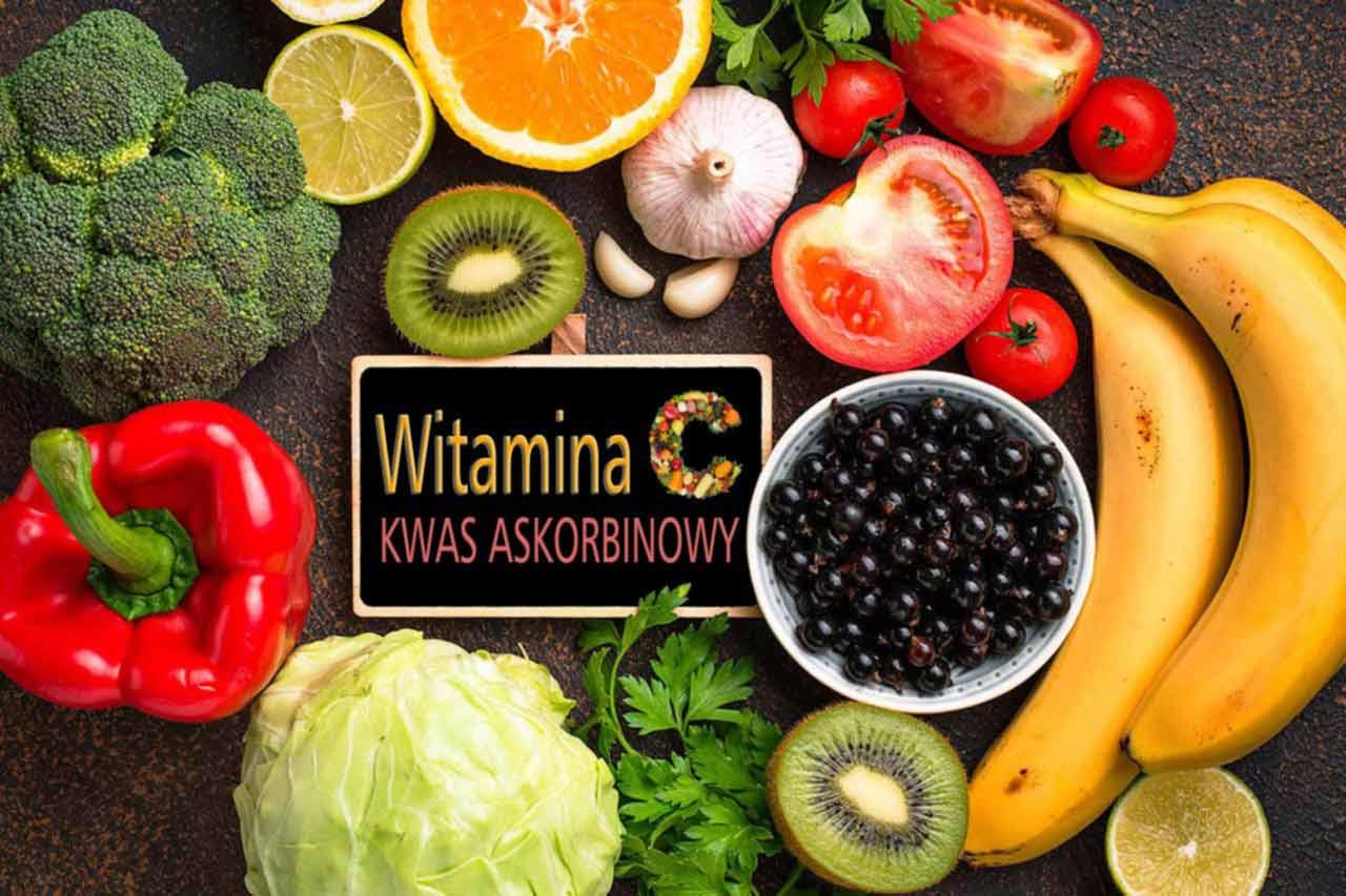 Witamina C - kwas askorbinowy