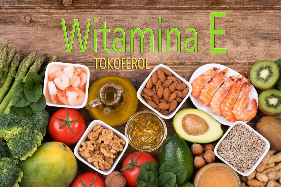 Witamina E - tokoferol