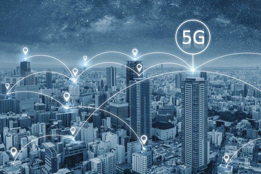 Jak działa sieć 5G?