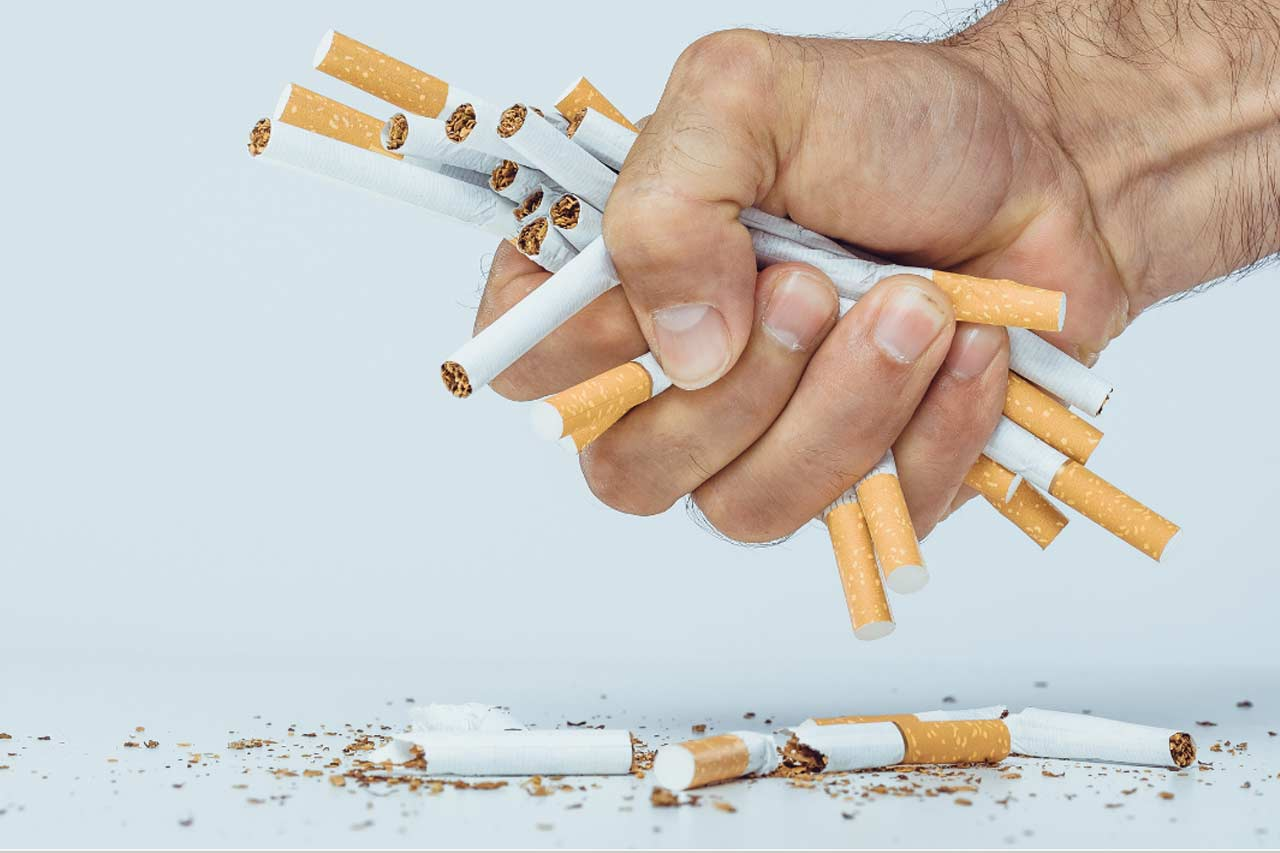 Czy palenie papierosów powoduje raka?