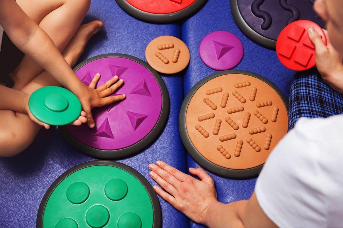 Integracja sensoryczna u dzieci