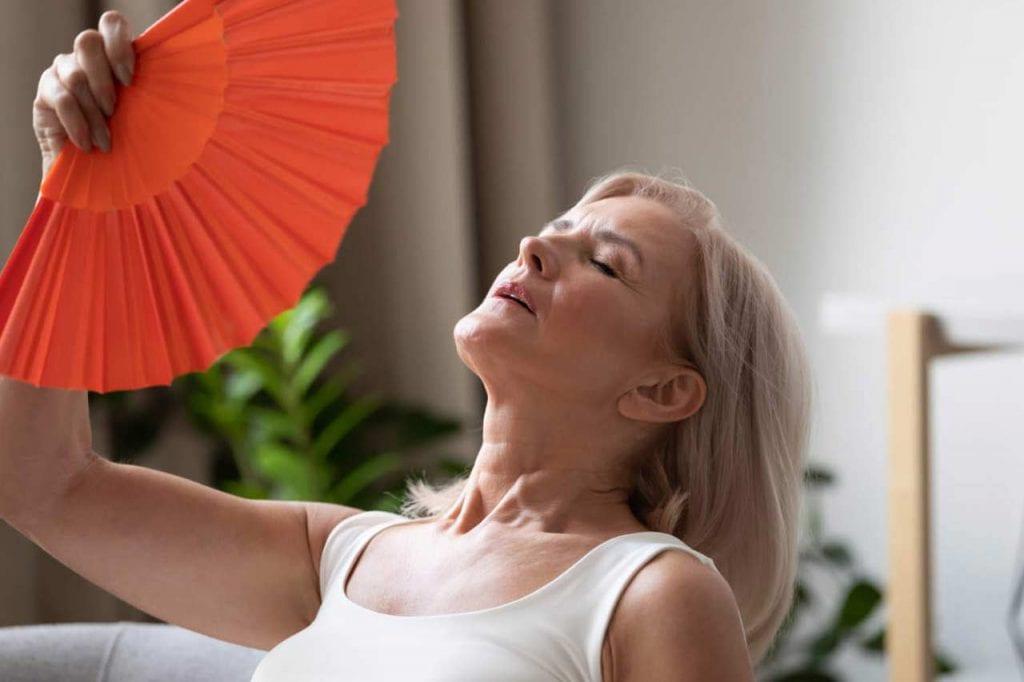 Menopauza objawy