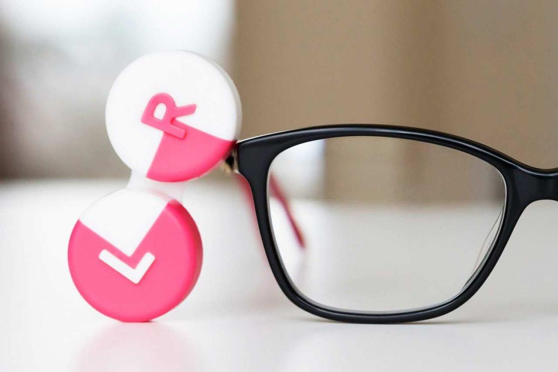 Okulary czy soczewki kontaktowe