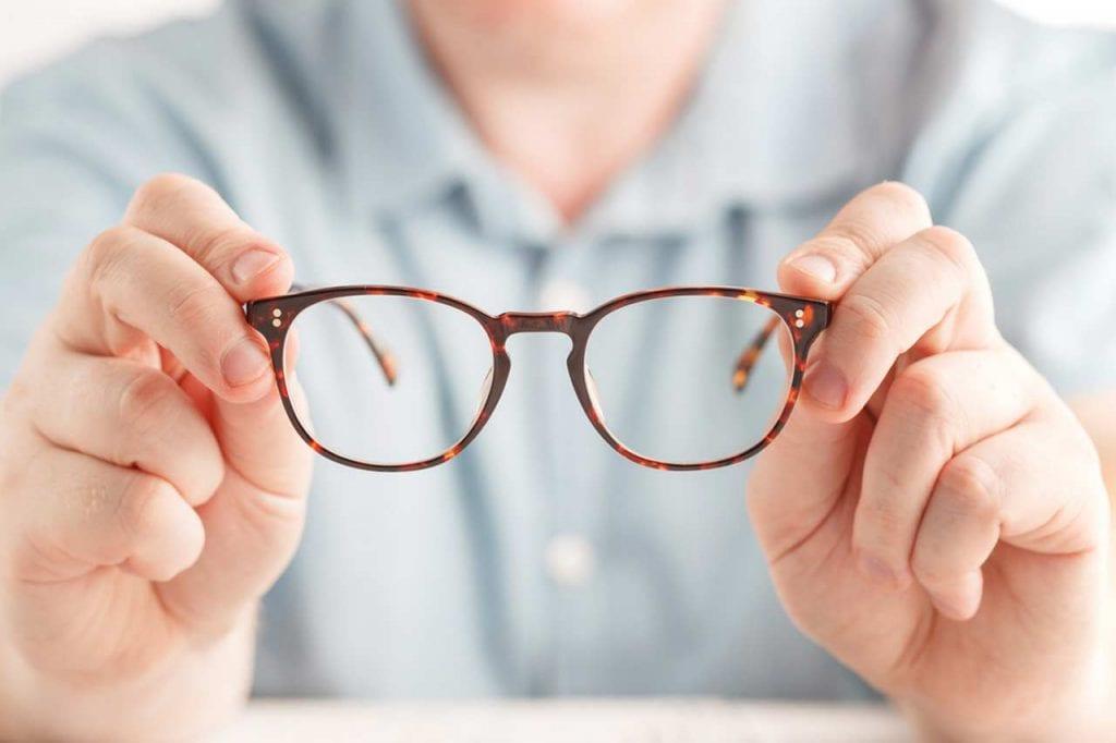 Okulary: sposób wypróbowany od dawna