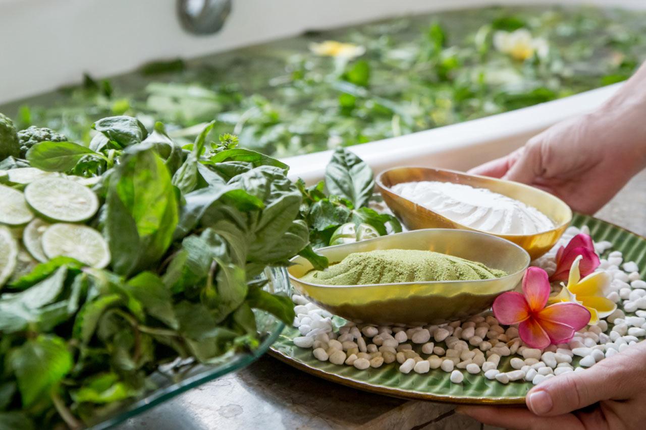 Balneoterapia ziołowa