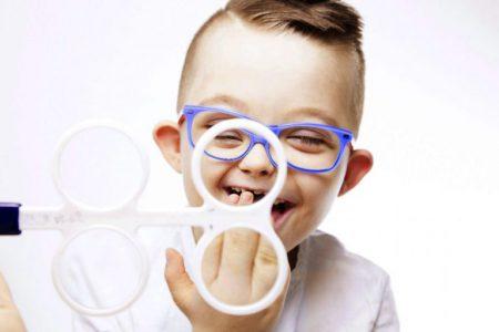 Diagnostyka wad wzroku u dziecka