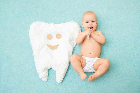 Wizyta z dzieckiem u dentysty