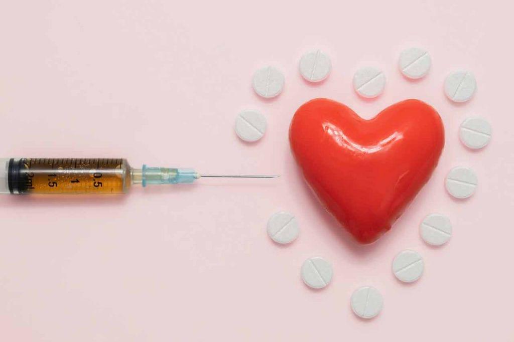 Leki stosowane w chorobach układu krążenia