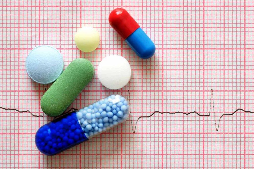 Najważniejsze grupy leków
